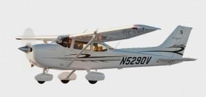 Однодвигательные самолёты от компании Cessna Aircraft Company