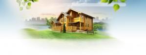 Деревянные загородные дома от строительной компании «РосКонт СПб»