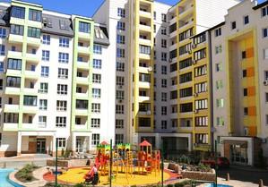 Жилой квартал «АКВАРЕЛИ» встретил новых жильцов