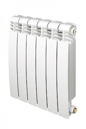 «Теплосвiт» представил модернизированную модель радиаторов Elegance Wave для центрального отопления