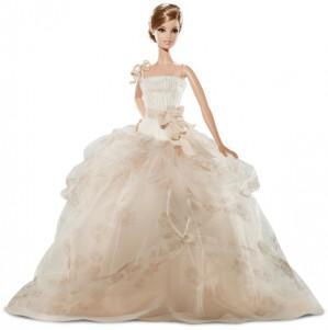 Обзор серии кукла барби – невеста