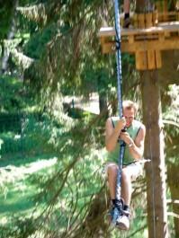 Веревочный парк приключений ``Seiklar`` - новый вид семейного и корпоративного отдыха.