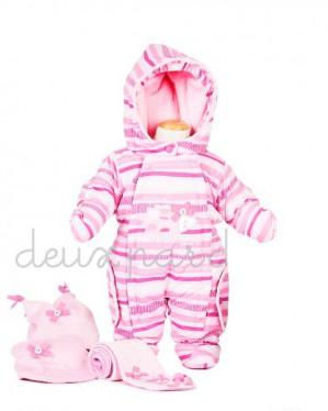 В магазине «Small-Kids» появилась новая коллекция зимней одежды от «Deux par Deux»