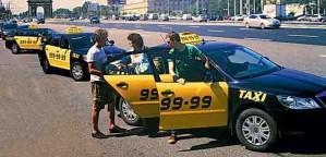 Система контроля водителей в «Такси 999-99-99»