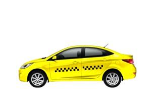 Онлайн-заказ от службы такси «Марс»