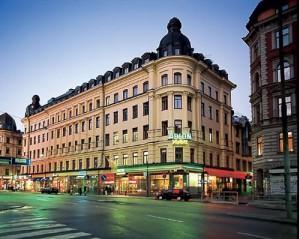 Город Стокгольм - изумительная ``красота на воде``.