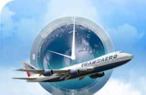 Возможность доступа в Интернет на бортах «Трансаэро»