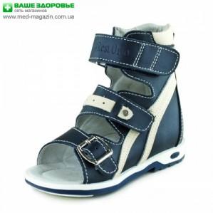 Детская ортопедическая обувь защищает стопу и помогает лечить плоскостопие