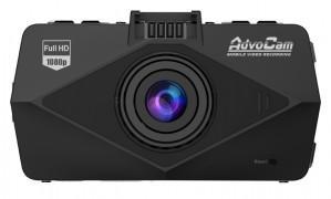 Компания «Видеомакс» выпустила бюджетный видеорегистратор AdvoCam-FD Profi Black/Profi-GPS Black