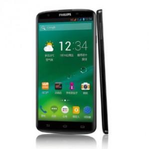 Новый смартфон Philips Xenium I908 скоро появится в Украине