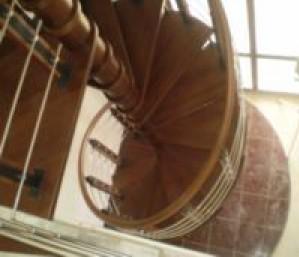 Лестницы на даче