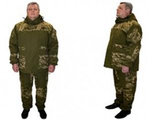 «Текстиль-Контакт» начал выпуск утепленного костюма «Горка»