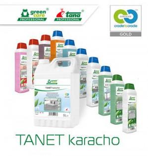 TANET karacho на конкурсе «Впервые в России. Решения для клининга»