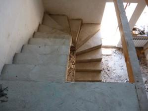 Особенности лестничных площадок