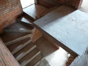 Стандарты железобетонных лестниц