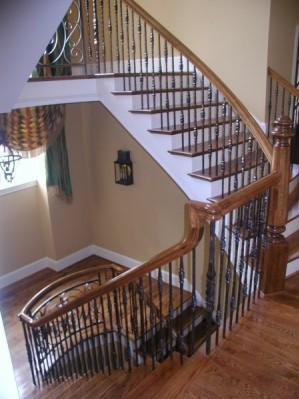 Преимущества бетонных лестниц