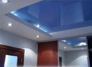 Натяжной потолок – искусство преображения.