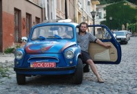 Motori вручили автомобиль ЗАЗ 965 победителю конкурса автоэрудитов