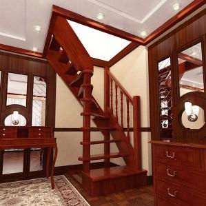 Деревянные лестницы на второй этаж, виды конструкций и их характеристики
