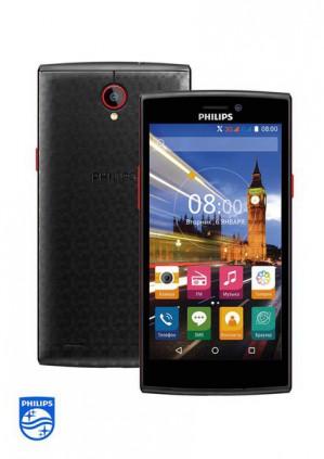 Еще один представитель бюджетных смартфонов S- серии Philips уже в продаже на украинском рынке!
