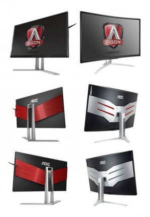 AGON – премиум-серия игровых мониторов AOC