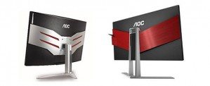 AOC представляет первый монитор в премиальной игровой линейке AGON