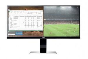 Большой экран – большие возможности: мониторы с поддержкой мультизадачности