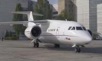 Парк авиакомпании МАУ пополнил новый региональный реактивный самолет Ан-148-100