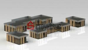 Компания «СтоунХаус» активно осваивает земельные участки в Горках-10
