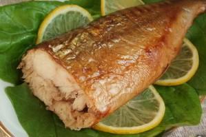 Рыба горячего копчения - рецепт приготовления
