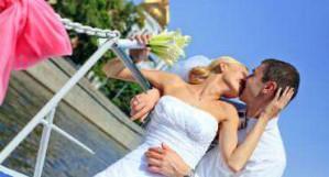 Незабываемая свадьба на теплоходе компании River-travel