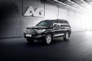 «АрморГрупп» представляет бронированные автомобили «Тойота»