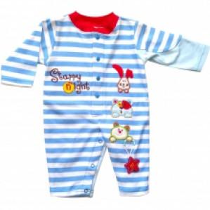 Человечки и пижамы для новорожденных