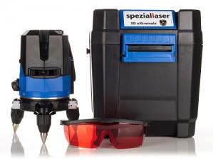 Лазерные измерительные нивелиры Speziallaser 3D eXtremale и 5D eXtremale