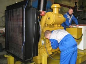 Техническое обслуживание электростанций от ГК «Комплексные Энергосистемы»