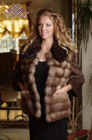 Новая коллекция меховой одежды