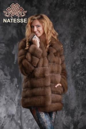 Модницы выбирают - изделия из меха куницы