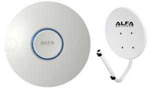Скидки на продукцию Alfa Network