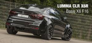 Специальное предложение по тюнингу BMW X6 F16