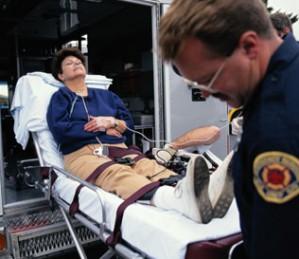 Рекомендации по транспортировке травматологических больных
