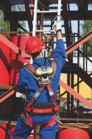 Безопасная работа на высоте с компанией «Техзащита»
