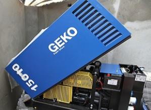 Ремонт генераторов марки Geko от компании Geko-gen