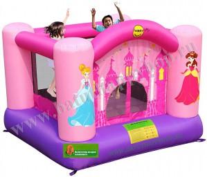 Снижение цены на батут «Веселая Принцесса» от компании «Топ Игрушка»