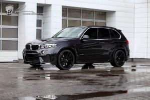 Новый стиль тюнинга BMW X5 (F15)