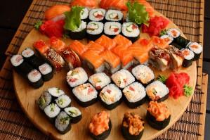 Суши в Днепропетровске: популярная еда в японском стиле