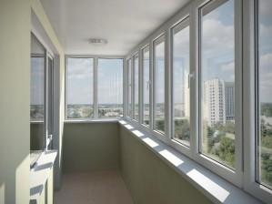 Остекление балконов: какой именно метод открывания конструкции выбрать?
