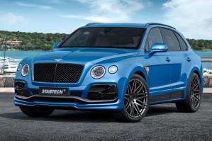 В Startech презентовали тюнинг Bentley Bentayga