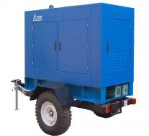 Передвижные генераторы «ТСС» – мобильность и надежность