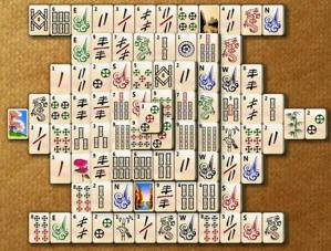 Сборка бесплатных игр Маджонг