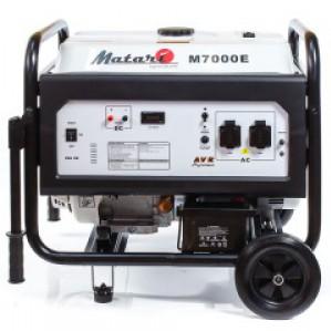 Профессиональные бензиновые генераторы Matari
